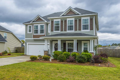 Single Family Home Contingent: 3457 Thorpe Constantine Avenue