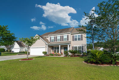 Summerville Single Family Home For Sale: 1400 Edmund Court