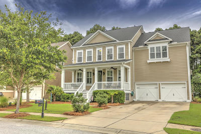 Mount Pleasant SC Single Family Home For Sale: $674,800