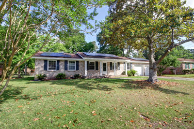 West Ashley Plantation Single Family Home For Sale: 1610 Boone Hall Drive