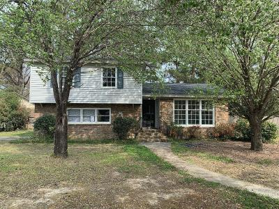 Summerville Single Family Home For Sale: 109 Driver Avenue