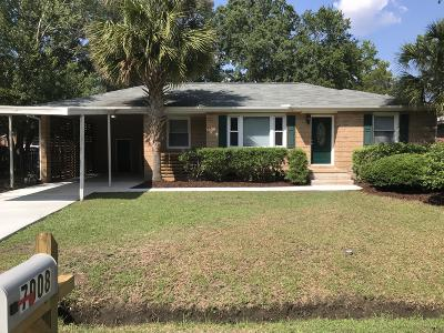 North Charleston Single Family Home For Sale: 7008 Terrace Drive