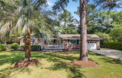 Summerville Single Family Home For Sale: 821 N Palmetto Street