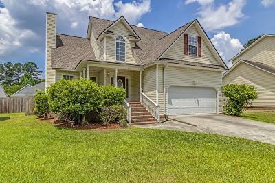 Goose Creek Single Family Home For Sale: 307 Northam Court
