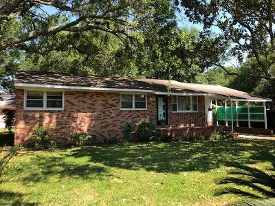 Mount Pleasant Single Family Home For Sale: 756 Powhatan Avenue
