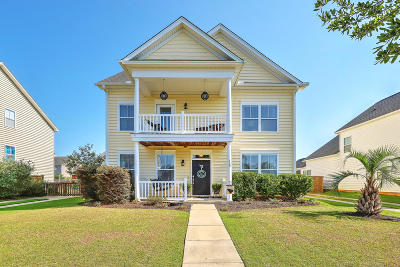 Summerville Single Family Home For Sale: 120 Tin Can Alley