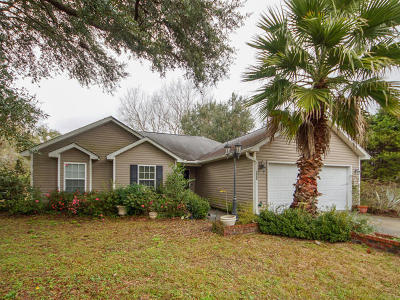 Single Family Home For Sale: 1054 Fort Johnson Road