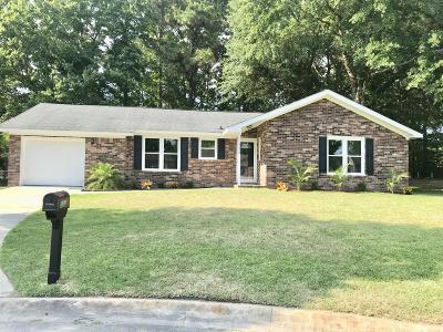 Ladson Single Family Home Contingent: 528 Savannah Road