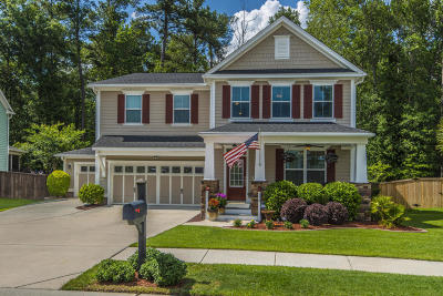 Summerville Single Family Home For Sale: 313 Brick Kiln Drive