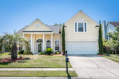 Charleston Single Family Home Contingent: 1013 Tyron Cle Circle