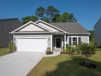 Charleston Single Family Home For Sale: 3038 Conservancy Lane