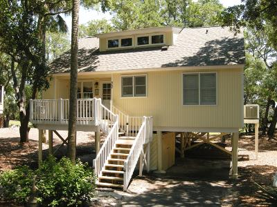 Johns Island Single Family Home For Sale: 542 Cobby Creek Lane