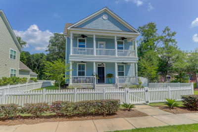 Mount Pleasant SC Single Family Home For Sale: $489,000