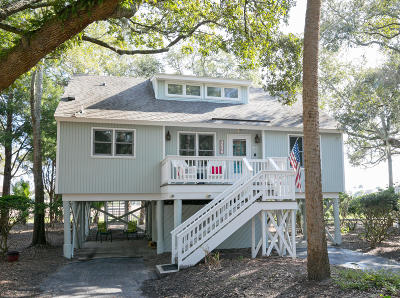 Seabrook Island Single Family Home For Sale: 546 Cobby Creek Lane