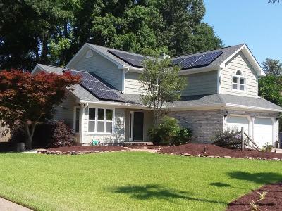 Charleston Single Family Home For Sale: 101 Dorchester Court