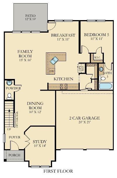 Summerville SC Single Family Home For Sale: $309,120