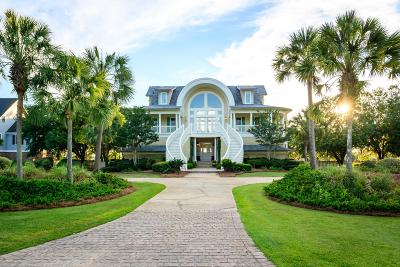 Johns Island Single Family Home For Sale: 3960 Gift Boulevard