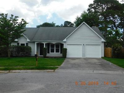 Summerville SC Single Family Home For Sale: $194,900