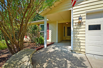 North Charleston Single Family Home For Sale: 3238 Landing Parkway