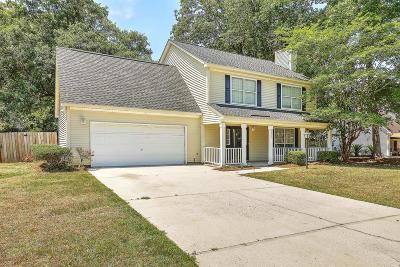 North Charleston Single Family Home Contingent: 8611 Aurora Drive