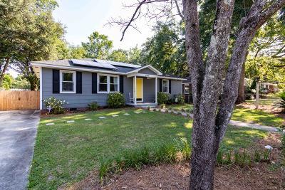 North Charleston Single Family Home For Sale: 1162 Camden Street