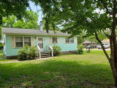 North Charleston Single Family Home Contingent: 2683 Orchid Avenue