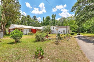 Walterboro Multi Family Home For Sale: 717 Dorsey Street