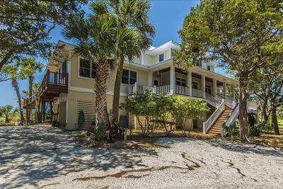 Edisto Island Single Family Home Contingent: 1 Inlet Point Road