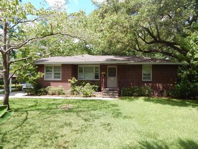 North Charleston Single Family Home For Sale: 1381 Hartford Circle