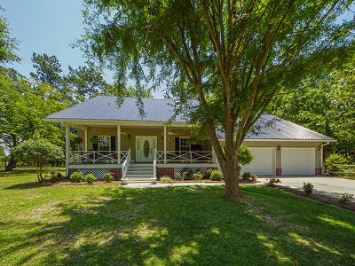 Berkeley County Single Family Home For Sale: 106 Lily Pad Lane