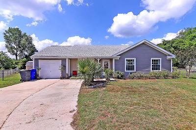 North Charleston Single Family Home Contingent: 4935 Sierra Ct