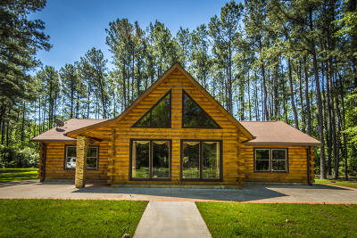 Berkeley County Single Family Home For Sale: 266 Camp Christian Trail