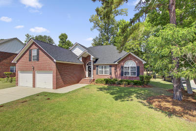 North Charleston Single Family Home For Sale: 5448 Clairmont Lane