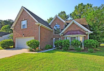 Goose Creek Single Family Home Contingent: 131 Thousand Oaks Circle