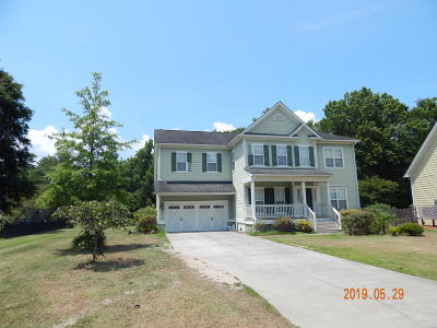 Single Family Home For Sale: 1295 White Tail Path