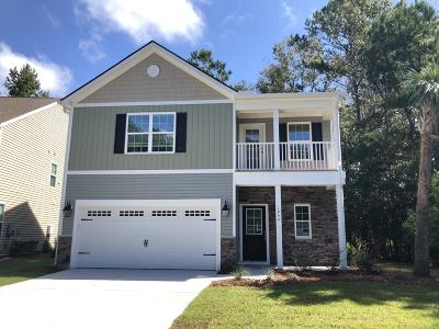 Johns Island Single Family Home For Sale: 1644 St Johns Parrish Way