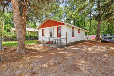 Walterboro Single Family Home For Sale: 705 Dorsey Street