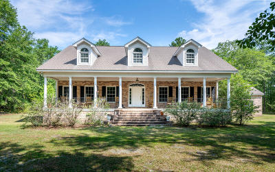 Walterboro Single Family Home Contingent: 942 Winchester Road