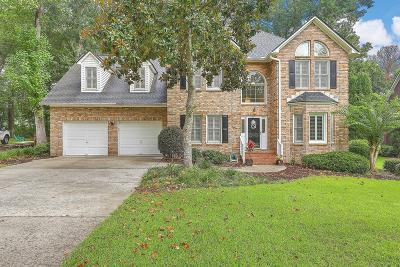 North Charleston Single Family Home For Sale: 8627 W Fairway Woods Drive