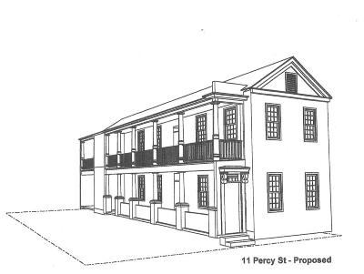 Single Family Home Contingent: 11 Percy Street