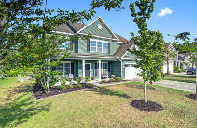 North Charleston Single Family Home For Sale: 8485 Middle River Way