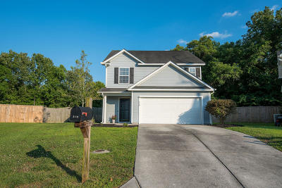 Goose Creek Single Family Home Contingent: 310 Greens Court