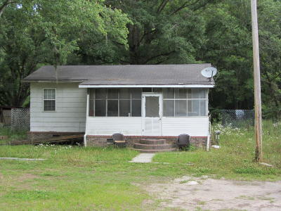 Ridgeville Single Family Home For Sale: 26409 Augusta Highway