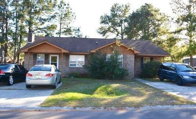 North Charleston Multi Family Home For Sale: 7777 Corley Drive #7777 &am