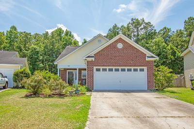 Goose Creek Single Family Home Contingent: 246 Island Green Road