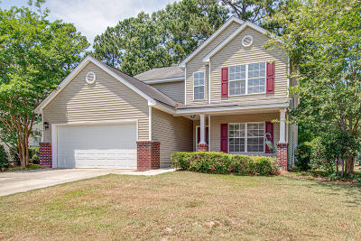 Goose Creek Single Family Home For Sale: 100 Broken Branch Drive