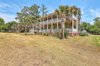Summerville Single Family Home For Sale: 32 Old Holly Lane