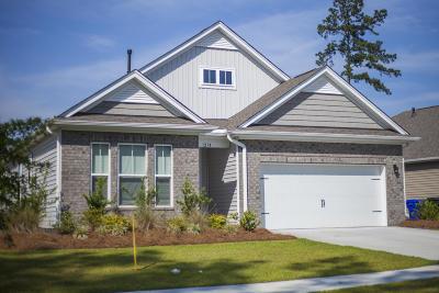 Johns Island Single Family Home For Sale: 1274 Hammrick Lane