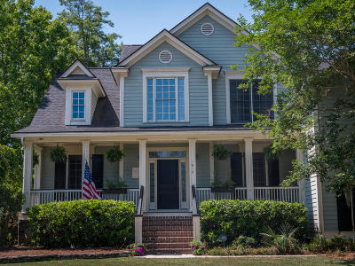 Mount Pleasant Single Family Home For Sale: 1812 Greeley Road