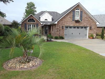 Single Family Home For Sale: 123 Ridge Lake Drive